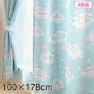 Sanrio Cinnamoroll Curtain 4pcs set 100x178cm Japanese Official Kawaii Goods