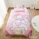 Sanrio My Melody Bedding Cover 3pcs Set Sanrio Official Japanese Official Kawaii Goods