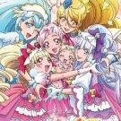Hugtto! Precure Blu-ray 2 Disks Set vol.4 Japanese Anime Official Kawaii Goods