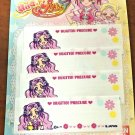 Only 1 Left Hugtto! Precure 4pcs Stickable Name Tag Japanese Anime Official Kawaii Goods