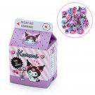 Sanrio Kuromi Milk Pack Cased Sticker (Shopping Series)