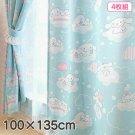 Sanrio Cinnamoroll Curtain 4pcs set 100x135cm Sanrio Japan Official Kawaii Goods
