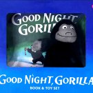 Good Night, Gorilla Book and Plush Paperback by Peggy Rathmann
