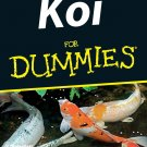Koi For Dummies Paperback