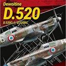 Dewoitine D.520: D.520C-1, D.520DC (TopDrawings) Paperback