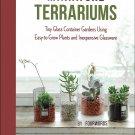 Miniature Terrariums: Tiny Glass Container Gardens Hardcover
