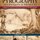 Landscape Pyrography Techniques & Projects Paperback