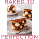 Baked to Perfection: Delicious gluten-free recipes with a pinch of science Hardcover Cookbook