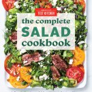 The Complete Salad Cookbook: A Fresh Guide to 200+ Vibrant Dishes Paperback Cookbook