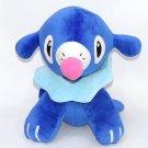 "Blue Stuffed Animal Popplio 8"" Plush Stuffed Toy Cartoon Soft Doll"