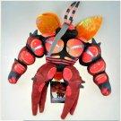 Pokemon Buzzwole Figure Stuffed Doll Soft Plush Toy Ultra Beast Plush Toy 35cm stuffed toys