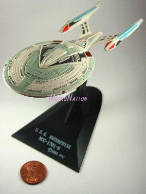 Furuta Star Trek Vol. 2 Rare USS Enterprise NCC-1701-E