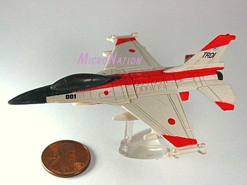 Furuta War Planes Miniature Model #31 Japanese F-2