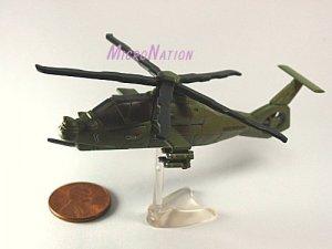 Furuta War Planes Miniature Model #37 Boeing-Sikorsky RAH-66 Comanche