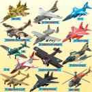 Furuta Choco Egg Series Miniature War Planes Special Edition Models Set of 15