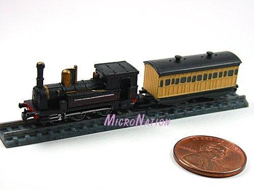 Furuta Choco Egg Series SL Train Vol. 1 Miniature Model #01 1:200 150 Series No. 1