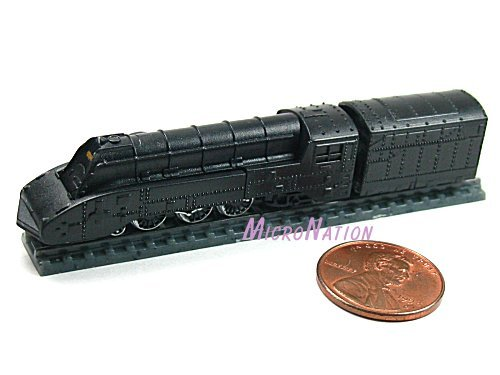 Furuta Choco Egg Series SL Train Vol. 1 Miniature Model #04 1:270 C53 Series No. 43