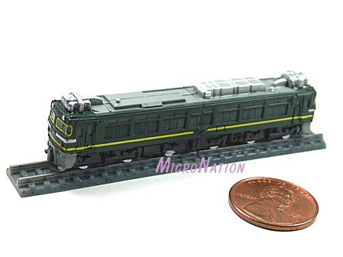Furuta Choco Egg Series SL Train Vol. 1 Miniature Model #09 1:290 EF81 Series Twilight Express