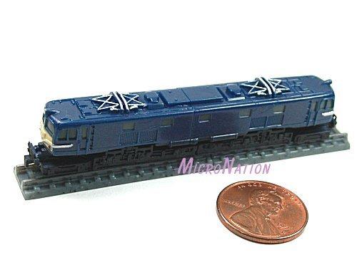 Furuta Choco Egg Series SL Train Vol. 1 Miniature Model #13 1:290 EF58 Series Comet