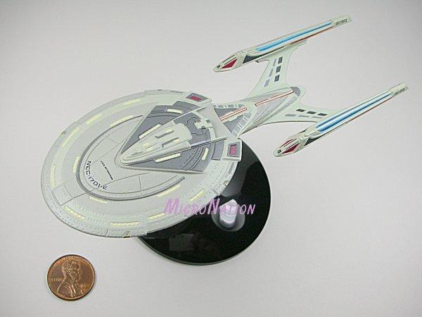 Konami SF Movie Star Trek V.1 USS Enterprise 1701-E SP