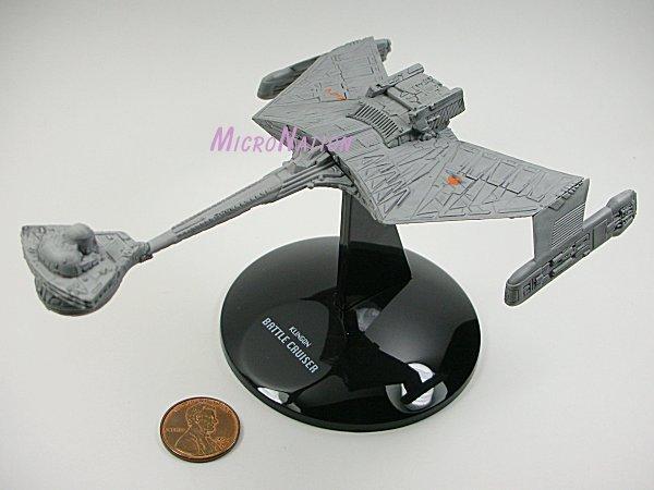 Konami SF Movie Star Trek Vol 1 Klingon Battle Cruiser