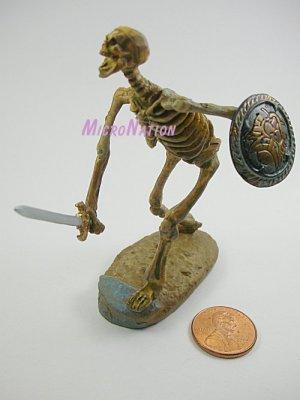 Furuta Ray Harryhausen #08 Skeleton Warrior C Miniature