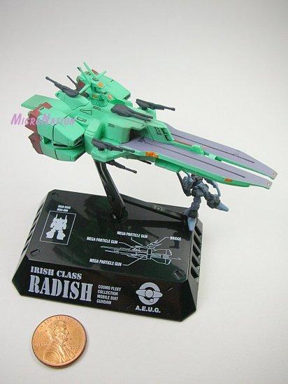 MegaHouse Cosmo Fleet Gundam 3 #4 Radish MSA-099 Rick