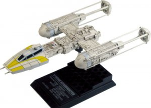 F-toys 1/144 Star Wars Vol.2 Y-wing Starfighter Model