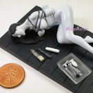 #BW04 Eropon Adult Figure Collection 2 Sexy SM Bondage Miniature Figure Black & White Version