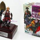 F-toys confect. Historical Figure Museum Part 4 Samurai Figure #27 Hashiba Hideyoshi