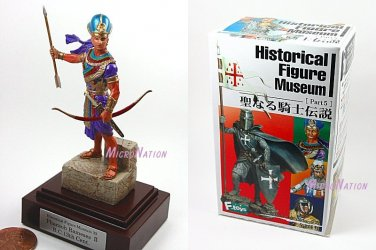F-toys confect. Historical Figure Museum Part 5 Warrior #33 Pharaoh Rameses II B.C. 13th Century