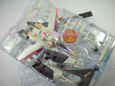F-toys Happinet 1/144 Chara-Works Macross Valkyrie Vol. 2 #3 VF-1S Strike Valkyrie (Minmay)