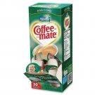 Irish Creme Coffee Creamer Nestle Coffee-mate liquid creamer singles 50 Ct