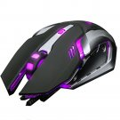 GAMEDIAS V1 Wired Optical USB Gaming Mouse 3200DPI RGB Backlit 6 Buttons Mouse