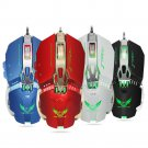 ZERODATE X800 Wired Gaming Mouse 3200DPI 8 Buttons Macro Programming Mechanical Mouse for Computer L