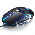 YINDIAO G3PRO Wired Gaming Mouse Ergonomic 7 Buttons 3200DPI Computer Gamer Mice Silent Mouse for PU