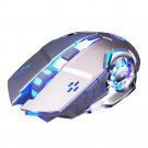 YINDIAO A4 2.4G Wireless Gaming Mouse Ergonomic 6 Buttons LED 1600DPI Computer Rechargeable Gamer Mi