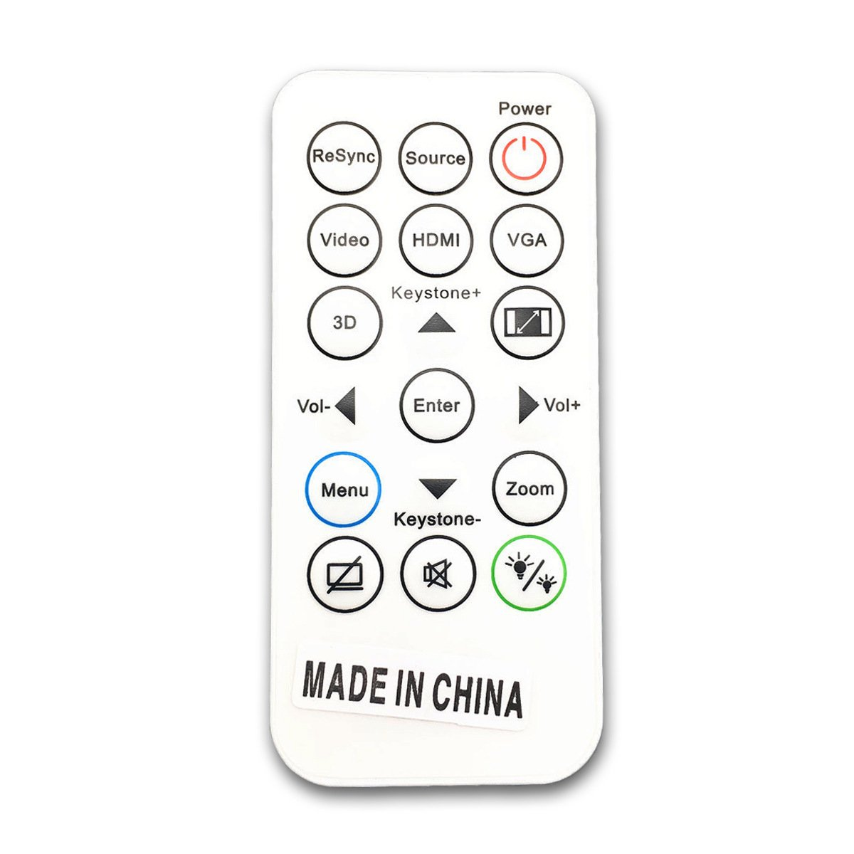 Projector Remote Control for Optoma Projector S315 X312 OEX952 HEF973