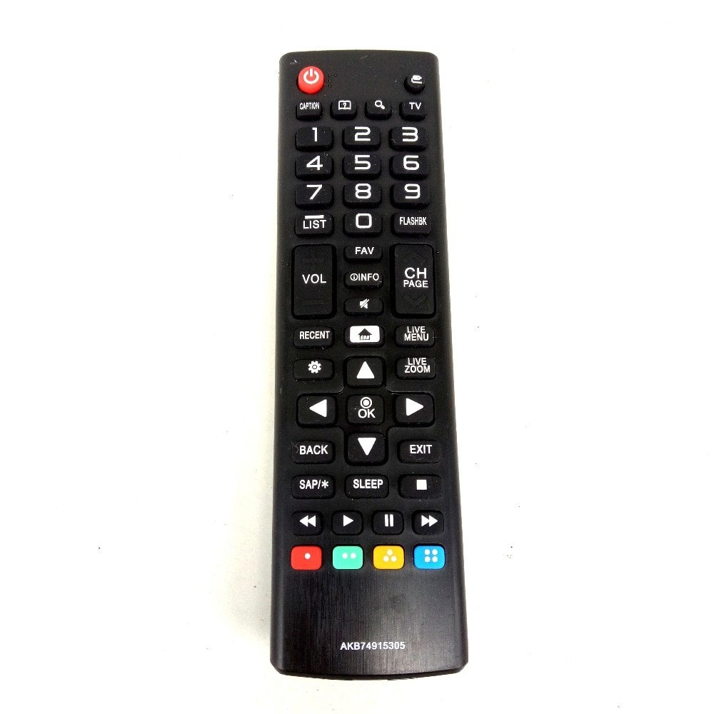 Replacemant AKB74915305 Remote Control For LG TV 49UH6500UB 50UH6300UA 55UH6090UF 49UH6030 43UH6030