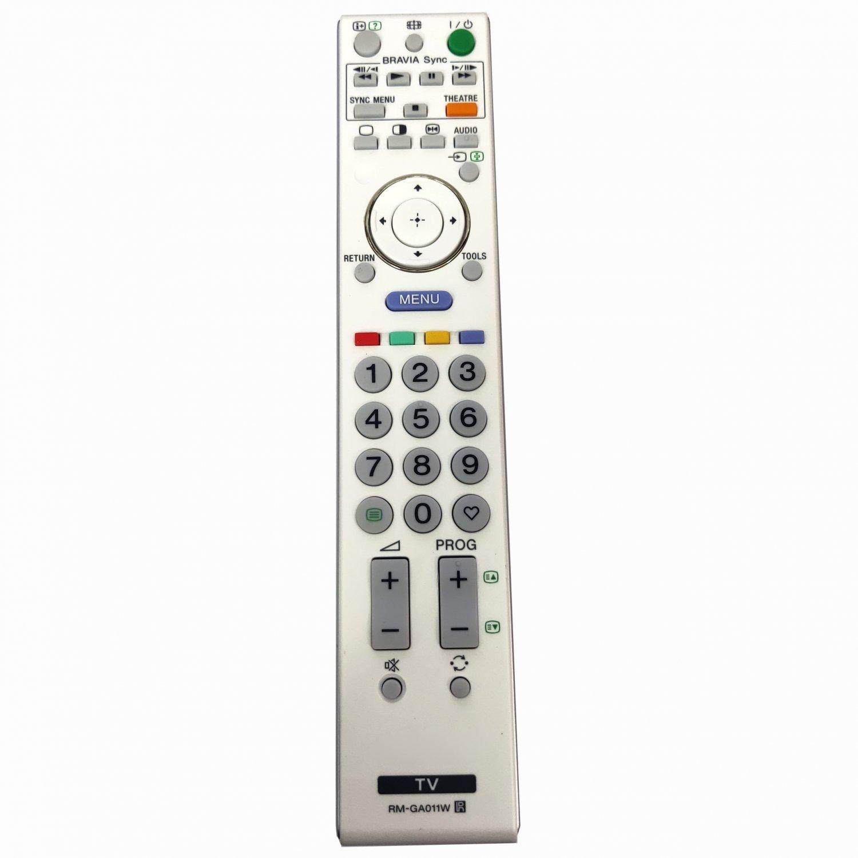Original Remote Control For Sony Bravia LCD TV RM-GA011W RM GA011W