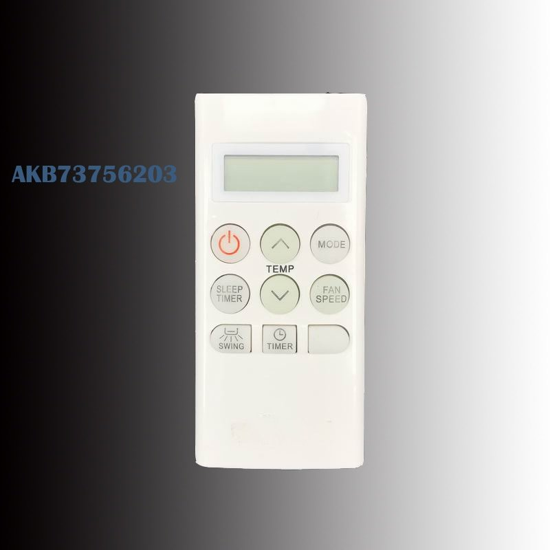 Replacement A/C Remote Controller AKB73756203 For LG AKB73756204 AC Air Conditioner controle remoto