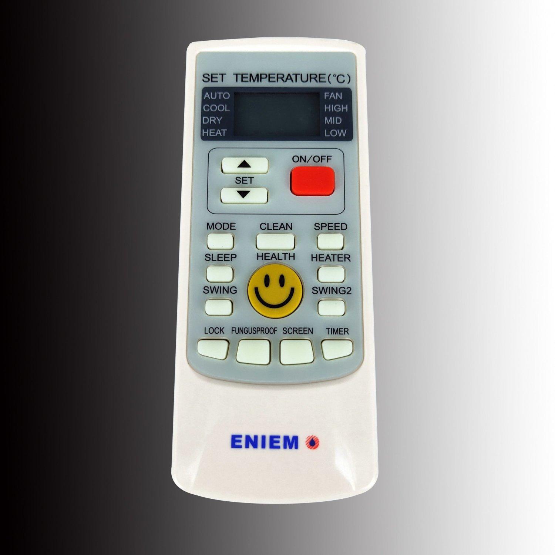 Original YKR-H/010E Remote Control For AUX Air Conditioner AC A/C Fernbediernung