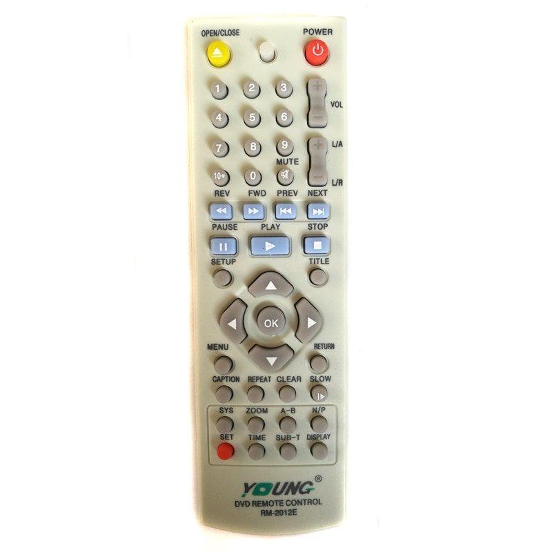 Universal Brand Genuine Remote Control For LG RM-2012E Home Theater DVD AKB73095401 AKB72373701 AKB7