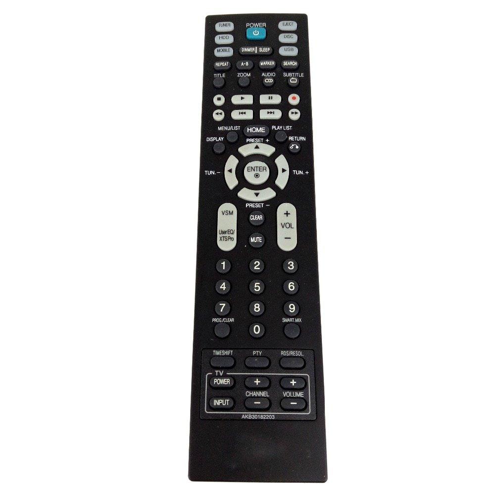 Original Remote Control For LG TV AKB30182203