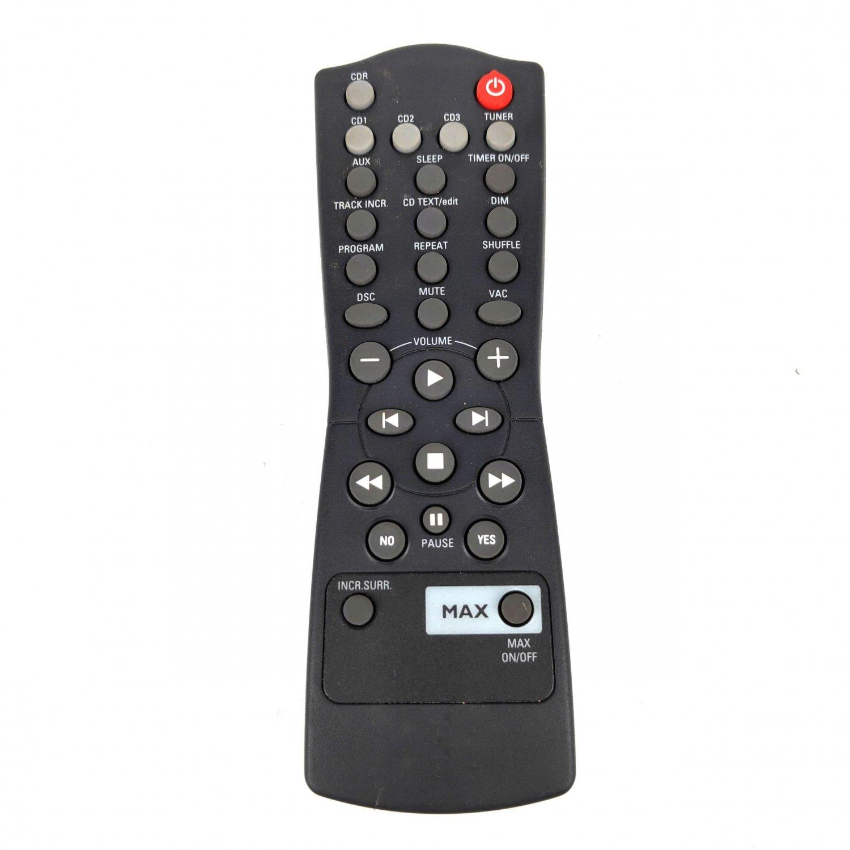 Used Original 310330853811 Remote Control For Philips MAX Audio System