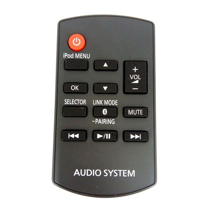 Original Remote Control For Panasonic RAKSC989ZM SC-HC05 SA-HC05 Bluetooth Sound System Dock RAK-SC9