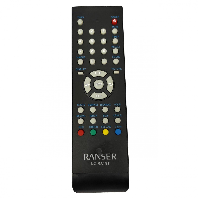 Original Remote Control For Ranser LC-RA19T Led TV Control Remoto