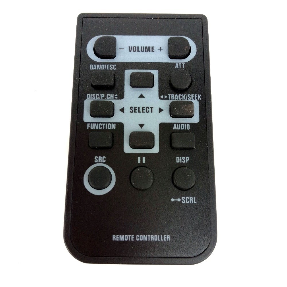 Replacement Remote Control For Pioneer CD MP3 Car Audio System Stereo Unit pioneer car audio