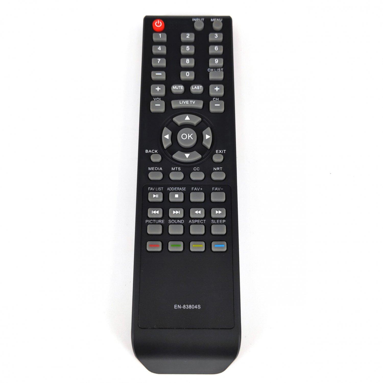 Original Remote Control For Sharp TV EN-83804S