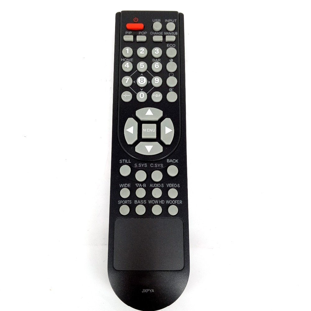 Genuine Remote Control For Sanyo JXPYA LCD TV jxpya